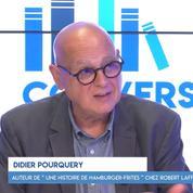 Didier Pourquery : « Dans les fast-foods, on est au milieu des autres mais pas avec les autres »
