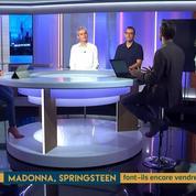 Madonna, Springsteen : font-ils encore vendre ? Les décrypteurs répondent à vos questions