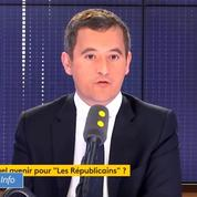 Départ de Valérie Pécresse de LR : «La pente naturelle serait de soutenir le mouvement du gouvernement» (Gérald Darmanin)