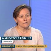 Urgences : des politiques publiques inefficaces ? L'analyse de Marie-Cécile Renault