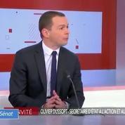 Recours aux contractuels dans la fonction publique : «L'objectif est de favoriser les contrats stables» (Olivier Dussopt)
