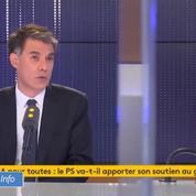 PMA : Olivier Faure est «d'accord avec le président de la République»