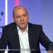 Assurance chômage : «C'est inacceptable pour la CFDT» tacle Laurent Berger