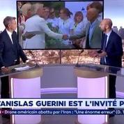 «Brigitte Macron n'a aucun rôle en vue des municipales », affirme Stanislas Guerini