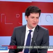 Mairie de Paris : Julien Denormandie «ne se ferme aucune porte» et n'exclut pas une candidature