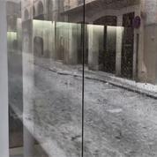 Orages : les images du déluge et des dégâts dans la Drôme