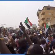 Soudan : Immense mobilisation à Khartoum pour demander un transfert du pouvoir aux civils