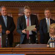 Royaume-Uni : Boris Johnson toujours en tête au 3e scrutin