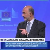 Bruxelles propose de placer l'Italie en déficit excessif