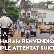 Nigéria : au moins 30 morts dans un attentat suicide attribué à Boko Haram
