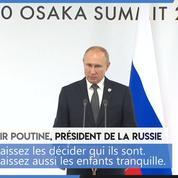 Russie : Poutine assure être «impartial» envers la communauté LGBT
