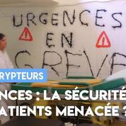 Urgences : la sécurité des patients menacée ?