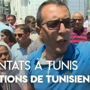Attentats à Tunis : réactions de tunisiens