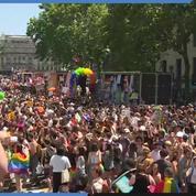 Gay Pride 2019 : les premières images du rassemblement à Paris