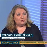 Aéronautique : quelle stratégie face à la pression écologique ? Le décryptage de Véronique Guillermard