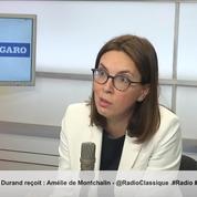Amélie de Montchalin est l'invitée de la matinale Radio Classique – Le Figaro