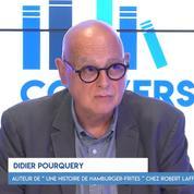 Didier Pourquery : « « Dans un fast-food, le consommateur fait exactement ce que l'on attend de lui »