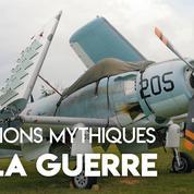 Ferté-Alais : les avions de guerre à l'honneur du meeting aérien
