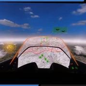 Salon du Bourget : découvrez les cockpits des avions de chasse du futur