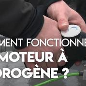 Comment fonctionne un moteur à hydrogène ?