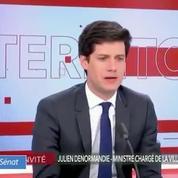 Quotas d'immigration : «Il ne saurait y avoir de quotas pour la question de l'asile» (Julien Denormandie)