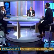 Royaume-Uni : qui pour succéder à Theresa May ? Les décrypteurs répondent aux internautes