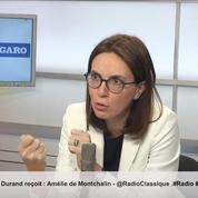 Parlement européen : «Un nationaliste reste un nationaliste» juge Amélie de Montchalin