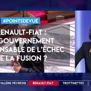 Renault-Fiat : le gouvernement responsable de l'échec de la fusion ?