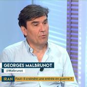 Iran : les autres acteurs décryptés par Georges Malbrunot
