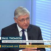 Royaume-Uni : plusieurs candidats, un favori. Le décryptage de Paul Thomson