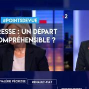 Valérie Pécresse : un départ incompréhensible ?