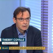 Iran : jusqu'où ira l'Iran ? L'éclairage de Thierry Coville