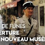 Découvrez le nouveau musée dédié à Louis de Funès