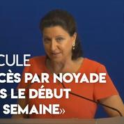 Canicule : «Déjà quatre décès par noyade ont été enregistrés», déplore Agnès Buzyn