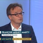 Loi santé : ce que pensent les Français. L'éclairage de François Miquet-Marty