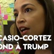 Alexandria Ocasio-Cortez : Trump s'appuie sur «le racisme et le sentiment anti-immigrés pour consolider son pouvoir»
