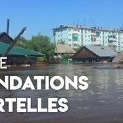 Sibérie : des inondations provoquent 14 morts