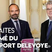 Retraites : le résumé du «rapport Delevoye»