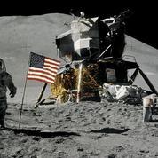 Les secrets des images des premiers pas sur la Lune de Neil Armstrong
