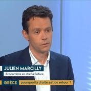 Grèce : une économie vraiment redressée ? L'analyse de Julien Marcilly