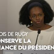 François de Rugy «conserve la confiance du président» affirme Sibeth Ndiaye