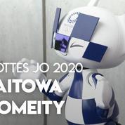 Miraitowa et Someity, présentation des mascottes officielles des Jeux Olympiques 2020 de Tokyo