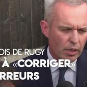 François de Rugy : «S'il y a eu des erreurs d'appréciation, je suis prêt à les corriger»