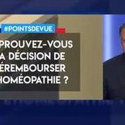 Approuvez-vous la décision de dérembourser l'homéopathie ?
