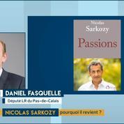 Nicolas Sarkozy : Nicolas Sarkozy en privé, le témoignage de Daniel Fasquelle