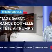 """Taxe GAFA"": la France doit-elle tenir tête à Trump ?"