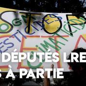 CETA : des députés ont voté pour le traité voient leurs permanences vandalisées