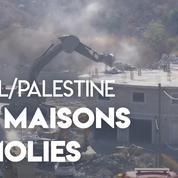 Israël : démolition de maisons palestiniennes près de Jérusalem