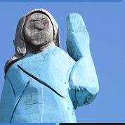 Slovénie : une statue érigée en l'honneur de Melania Trump