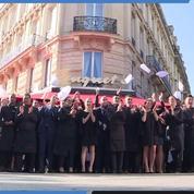 Paris : le Fouquet's a rouvert ses portes